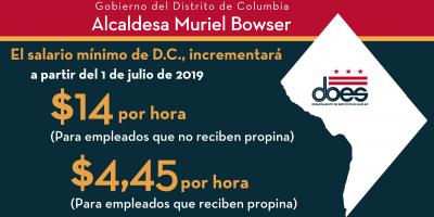 2019 minimum wage update_web_spanish